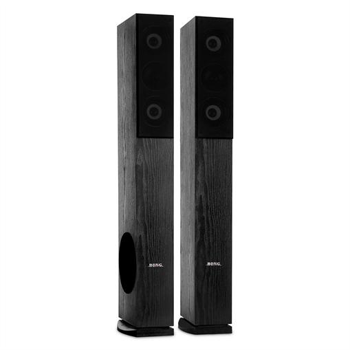 Beng LB 4707 Paire Enceintes Hifi Home Cinema 4 Voies
