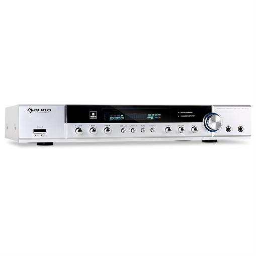 Ampli HiFi karaoke Auna 5 canaux home cinema surround