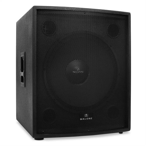 "Pasywny subwoofer PA 46cm (18"") Malone o mocy 1250W"