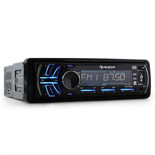 DIGITALES-USB-SD-AUTORADIO-MP3-WMA-CD-PLAYER-RDS-TUNER-EQUALIZER-AUX-LCD-4x-45W