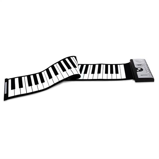 Schubert Roll-up Piano Midi 61 Touches 16 Canaux
