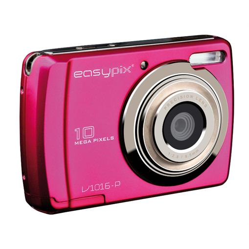 Easypix V1016 Swing Appareil Photo Num�rique 10MP Rose