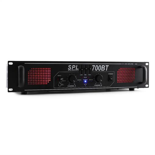 Skytec SPL700BT Amplificateur sono 700W Bluetooth