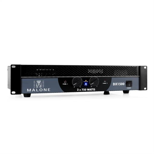 Malone DX1500 Ampli PA 1500W bridgeable