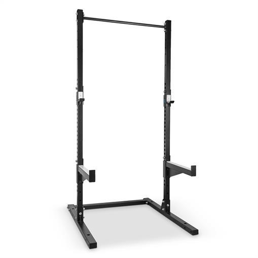 Capital Sports Dominat Edition Half Rack 250kg Barre simple métal peinture en po