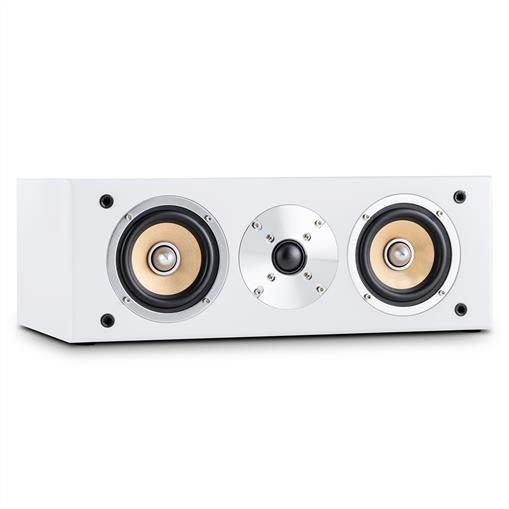 auna Linie 501 CS-WH Altavoz Center 120W pasivo blanco