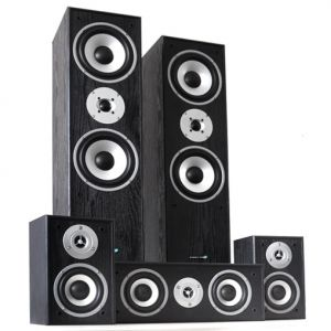 Hyundai  Surround Lautsprecher Boxen Set Heimkino 1150W