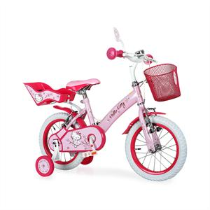 Hello Kitty Romantic Kinderfahrrad 14 V-Brakes IRO-HK-0131