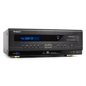 Auna HiFi-Receiver  USB-SD-MP3 Surround-Verstärker 1000W max.