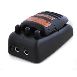 Wholenote Fusspedal Verzerrung Gitarre Distortion 9V-Batterie