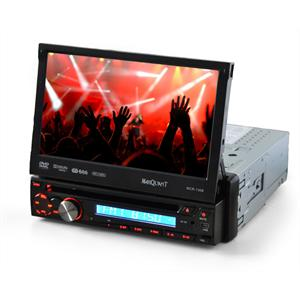 Moniceiver Marquant MCR 1308 DVD-Autoradio 18cm Display: Zum vergrern Bild anklicken!