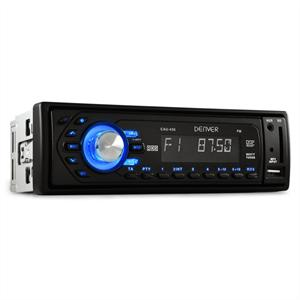 Denver CAU-430 Autoradio digitale USB SD MP3 AUX: Clicca sull´immagine per ingrandirla!
