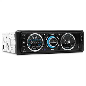 Auna  MD-180 Autoradio UKW RDS USB SD MP3 AUX Design