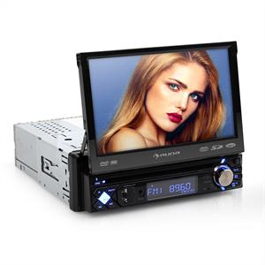 Auna  MVD-200 Autoradio Display DVD-Player Bluetooth