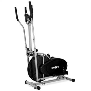 KLARFIT Klarfit ORBIFIT ADVANCED Heimtrainer Ellipsentrainer Ergometer Puls