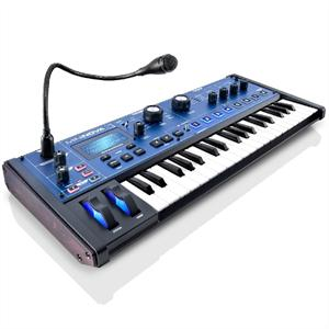 Novation  MiniNova 37 Synthesizer 37 Tasten Vocoder Mikrofon