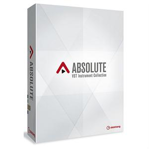 Steinberg Absolute VST Instrument Collection inkl. eLicenser USB-Stick