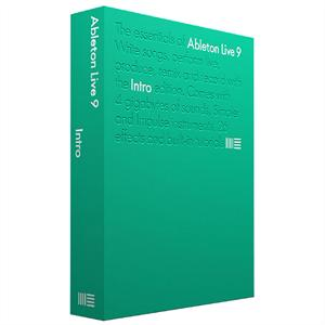 Ableton  Live 9 Intro Musiksoftware DE Vollversion DAW