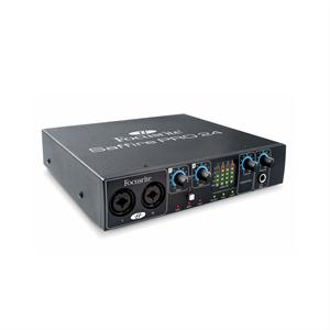 Focusrite  Saffire Pro 24 FireWire Audio-Interface MIDI +48V