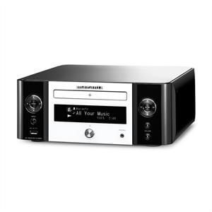 Marantz . M-CR610 Melody Media mit Internetradio, AirPlay, DAB+ schwarz/weiß