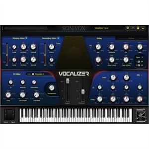 Sonivox  Vocalizer - Vocal Production Sythesizer