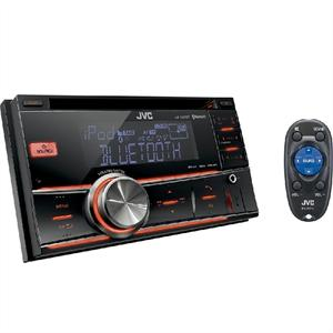 JVC KW-R600BT Autoradio CD Bluetooth 2 x USB