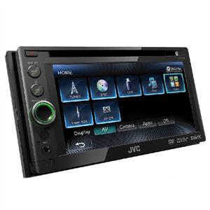 JVC KW-AV51 Autoradio DVD USB Touchscreen 6,1