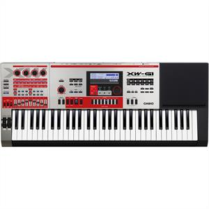 Casio  XW-G1 Groove Synthesizer 420 Presets