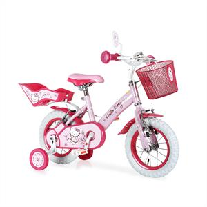 Hello Kitty Romantic Kinderfahrrad 12 V-Brakes IRO-HK-0130
