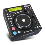 DJ Tech uSolo Controller Dj 2x USB MP3 Scratch