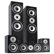 Hyundai altoparlanti surround set casse home theater 1150W