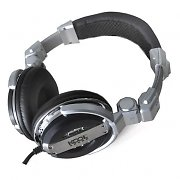 Cuffie dj professionali headphones design argento music