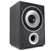 "10"" subwoofer attivo 100W hifi sistema home cinema bass"