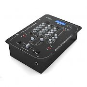 Mixer 2 canali professionale dj mp3 usb stereo consolle