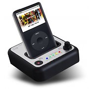 DJ-Tech iPod Digital-Aufnahme Direkt-Recorder Dock Station