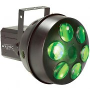 American DJ Mystic LED Moonflower 4-Kanal-DMX 224 LEDs RGB