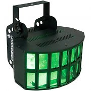 American DJ Aggressor Tri LED Rainbow Lichteffekt 7-farbig