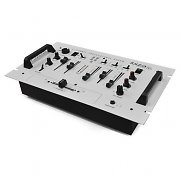 Mixer dj set 4 canali usb equalizzatore mp3 10 ingressi