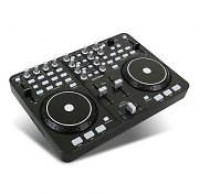 DJ-Tech Set iMix-Reload USB DJ-Konsole MIDI 2 Decks Traktor