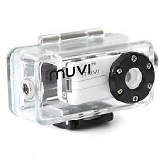 Unterwasser-Action-Helm-Camera Veho Muvi 2MP Metall