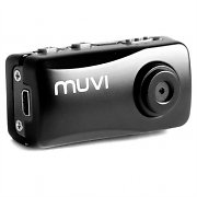 Helm-Action-Camera Veho Muvi Atom 2MP 30g schwarz