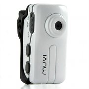 Helm-Action-Camera Veho Muvi Atom 2MP Micro-SD 30g