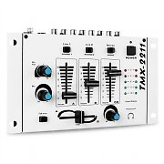 Mixer console controller dj pa 3 canali rack party 12V