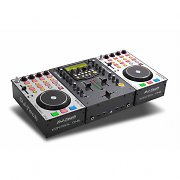 Digital-Analog DJ-Workspace DJ-Tech Hybrid 202 MIDI