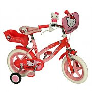 Bici bicicletta junior bambina design hello kitty 12""