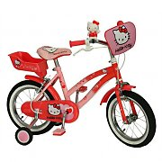 Bici bicicletta junior bambina design hello kitty 14""