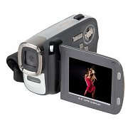 Camcorder videocamera digitale easypix 12mp flash nera