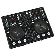 Controller console virtual dj usb midi mp3 mixer 2 deck