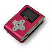 MP3-Player Marquant MMP3-39 4GB 21g 3x1x4,5cm pink