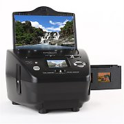 Klarstein 179B Combo Dia-Film-Foto-Scanner SD xD 5,1 MP